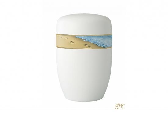 "Naturstoffurne ""Spuren im Sand""   <small>(1807740)</small>"