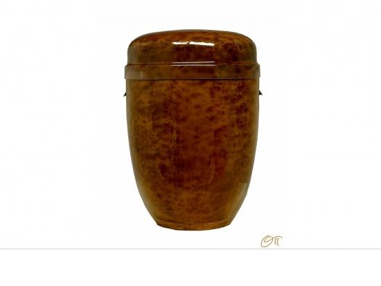 Metallurne wurzelholzfarben lackiert   <small>(1802025)</small>