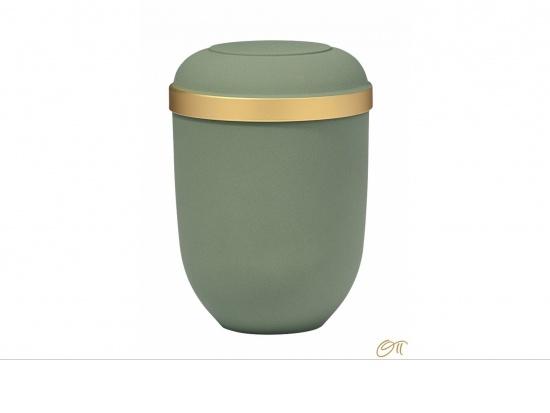 Naturstoffurne (Friedwald geeignet) olivegrün   <small>(1805092)</small>