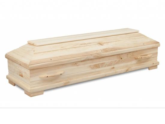 Pappeltruhenvollholzsarg Wildpappel   <small>(1101220)</small>
